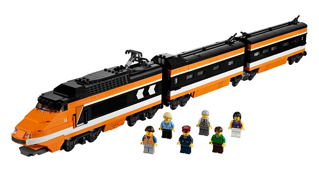 LEGO Creator 10233 - Horizon Express
