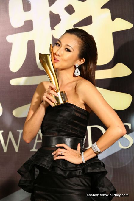 Most Popular Actress - Debbie Goh