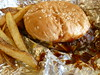 Five Guys - our final meal.