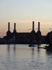 112 - Battersea Power Station At Dusk