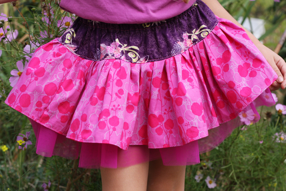 Twirly skirts