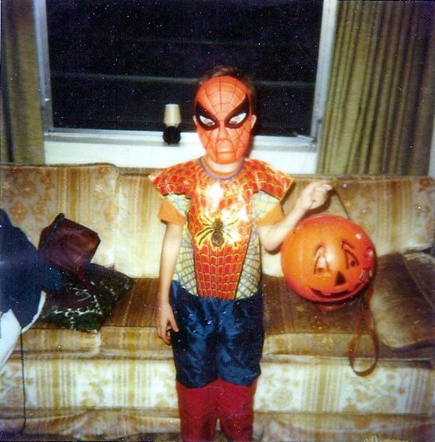 Ben Cooper Spider-Man costume