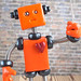 Thin Square Robots