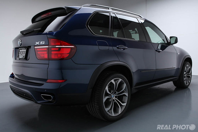 2013 Bmw X5 Blue Flickr Photo Sharing