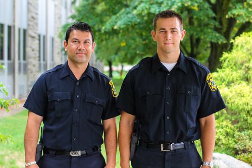 IU Kokomo Police Cadets