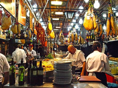 Food Stall, Puerto de la Cruz, Tenerife