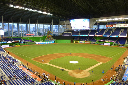 Philadelphia Phillies at Miami Marlins 29 Sept 2012
