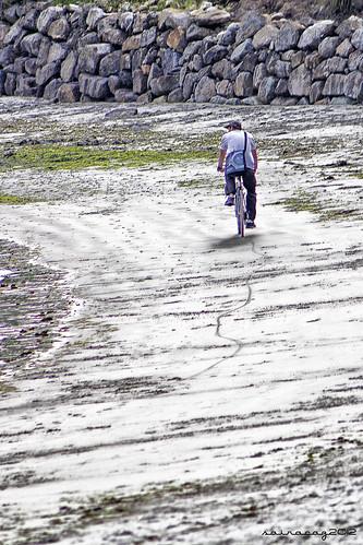 333/365 En bici por la playa by sairacaz