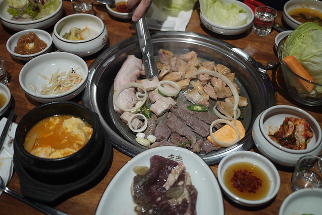 Bakehouse Garden Korean BBQ (North Strathfield)