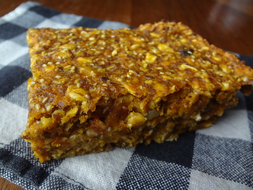 2012.10_pumpkin oat breakfast bars