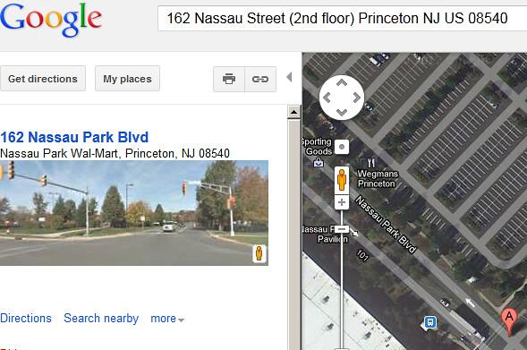 Nassau St Blvd