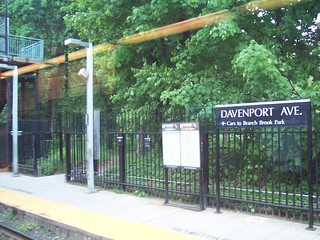 Davenport Avenue