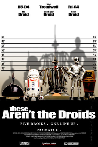 40/52 | These Aren't the Droids by egerbver