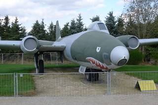 English Electric Canberra B1 MK 8