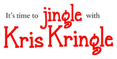 jingle with kris kringle