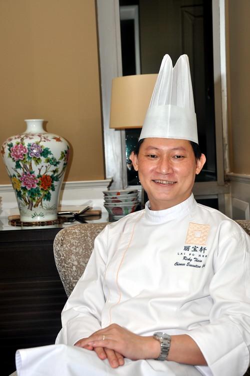 Lai Po Heen Mandarin Oriiental MIGF Mastechef Rick Thien
