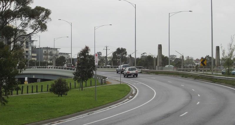 Smithfield Rd/Ballarat Rd bridge
