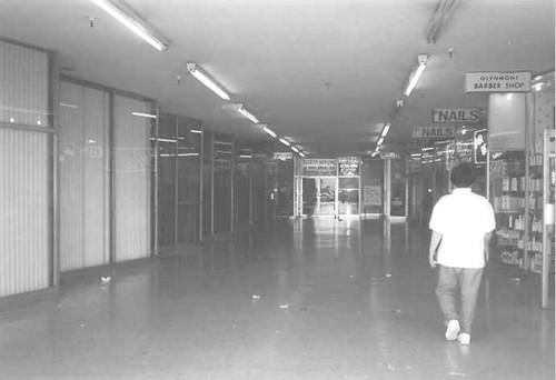 Glenmont Arcade, 2001