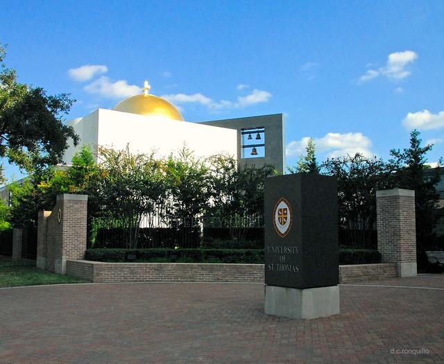 University of st thomas houston texas
