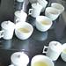 Dégustation de thés bio à Wuhan