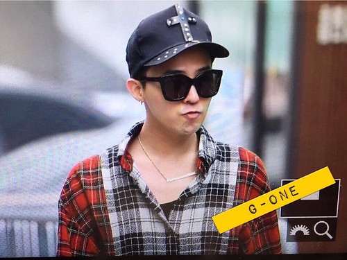 Big Bang - KBS Music Bank - 15may2015 - G-Dragon - G-One - 08