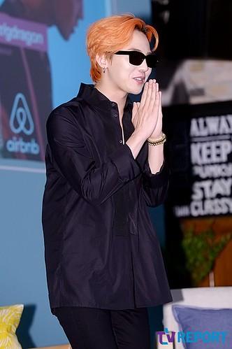 G-Dragon - Airbnb x G-Dragon - 20aug2015 - TV Report - 06