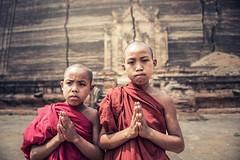 God Bless Myanmar;  God Bless the World