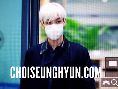 TOP - Incheon Airport - 22jan2015 - Choidot - 01
