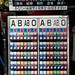 Blood Type Horoscope Machine - Miyajima, Japan