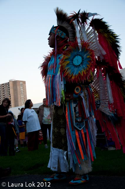 Spokane pow wow august 2012