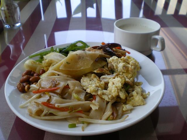 有好多好多早餐~在這裡~ @杉板灣觀海 Villa