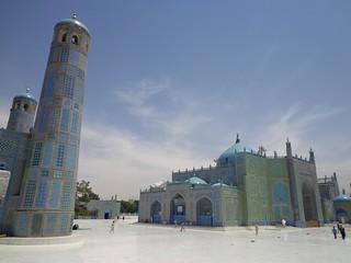 Mazar-e-Sharif, Afeganistao