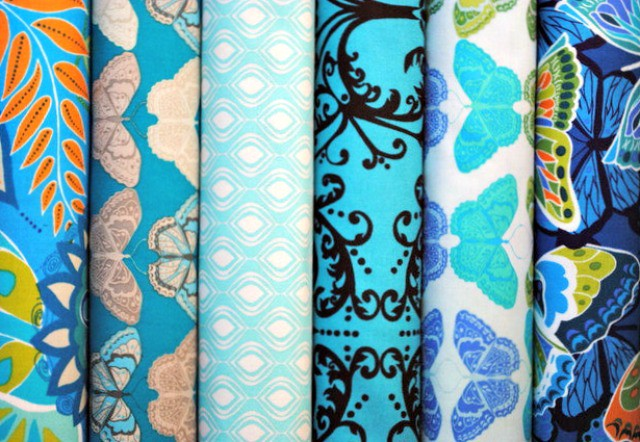 Cocoon 1/2yd Bundle -- For Friday's Fabric Giveaway with Sprightly Fabrics!