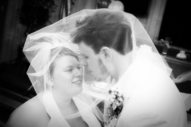 Hoak Wedding -593 B&W