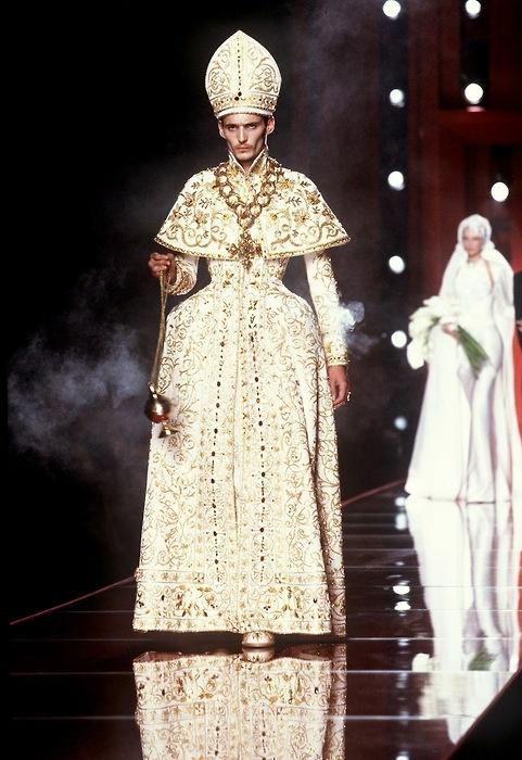 Fellini roma fashion show 35