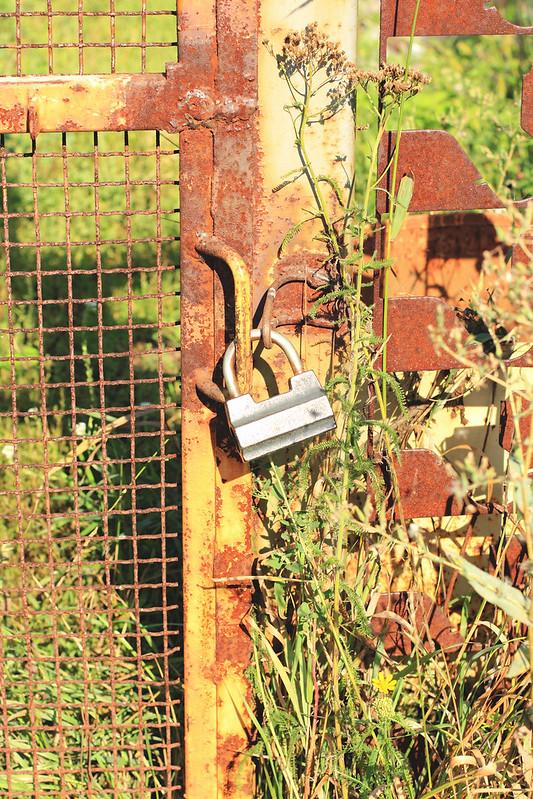 Just a lock