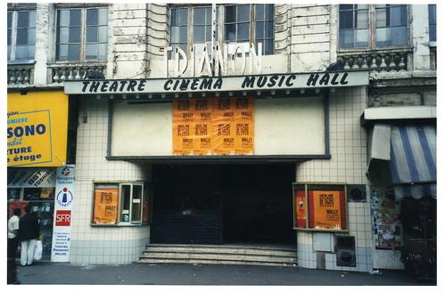 façade trianon