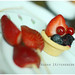 The Rose Veranda - Fruit tart!