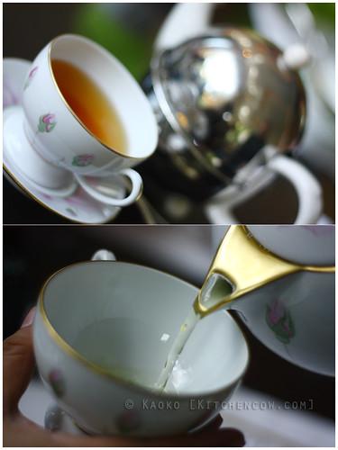 The Rose Veranda - Tea