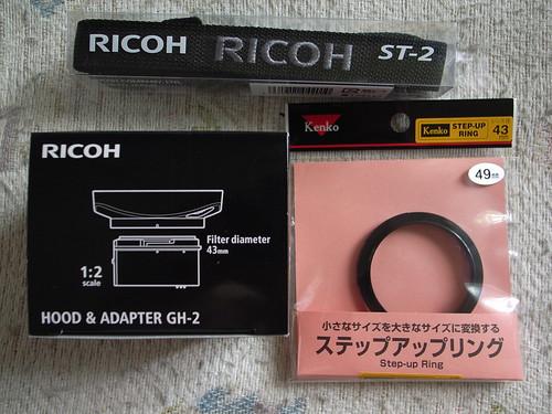 Ricoh GR Digital IV