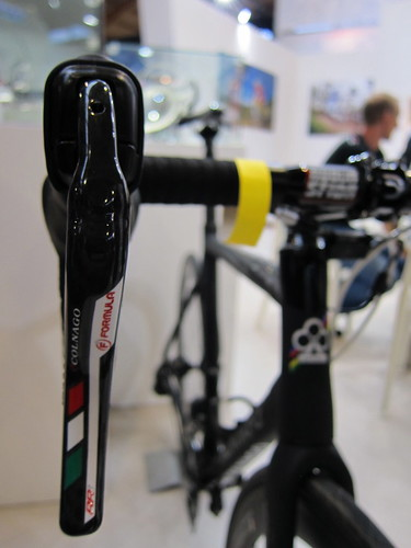 Formula/Colnago intergrated hydraulic lever