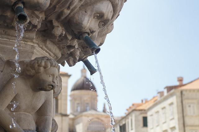 "Fountain - Dubrovnik - Croatia ""12"