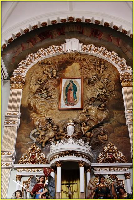 Templo de los santos angeles guadalajara estado de jalisco for Calle loreto prado y enrique chicote 13