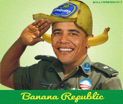 BANANA REPUBLIC by Colonel Flick