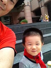 恵比寿ガーデンプレイスにて (2012/9/2)
