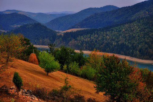 autumn trees lake nature landscape photography photo nikon serbia mount 2012 d90 ceca daarklands
