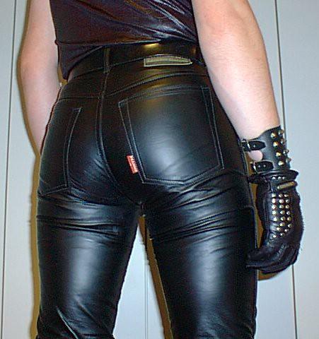 Mens Patent Leather Shoe Fetish Spanking