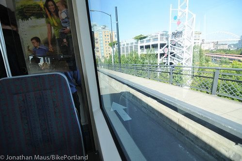 Riding the new streetcar line-6