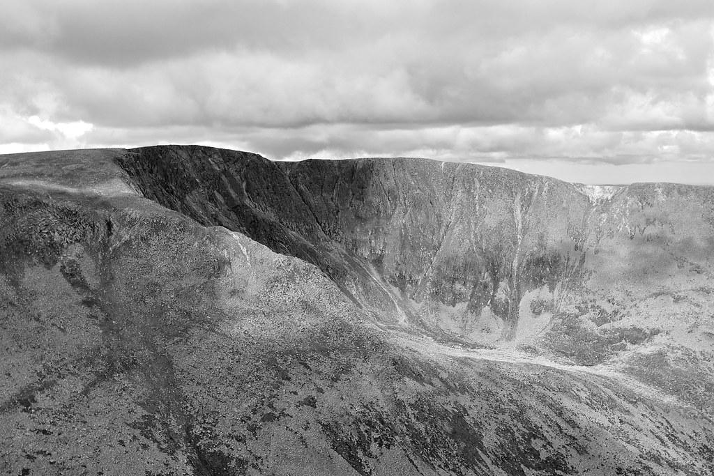 Cliffs of Braeriach