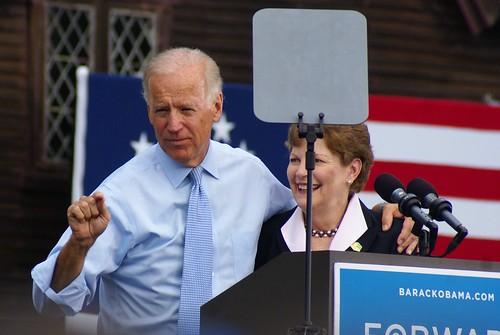 VP Biden, Senator Shaheen